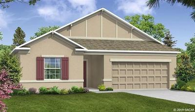 Newberry Single Family Home For Sale: 25336 NE 9th Lane