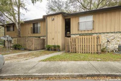 Gainesville Condo/Townhouse Pending: 507 NW 39th Road #238