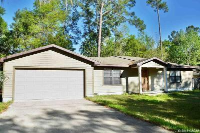 Micanopy Single Family Home For Sale: 115 SE 6th Street
