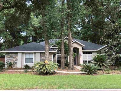 Gainesville Single Family Home For Sale: 1627 SW 82ND Terrace