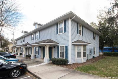 Gainesville FL Condo/Townhouse For Sale: $164,900