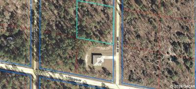 Williston FL Residential Lots & Land For Sale: $8,200