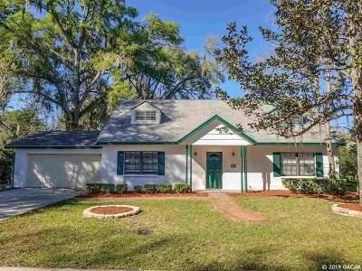 Gainesville Single Family Home For Sale: 2138 NW 29th Place