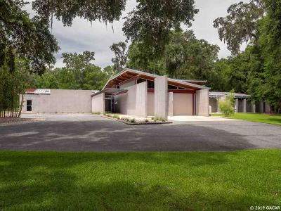Gainesville Single Family Home For Sale: 8810 SW 115TH Avenue