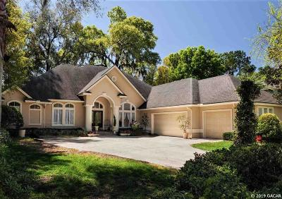 Gainesville Single Family Home For Sale: 9245 SW 30TH Lane