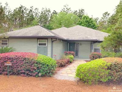 Alachua Single Family Home For Sale: 12896 NW 150th Terrace