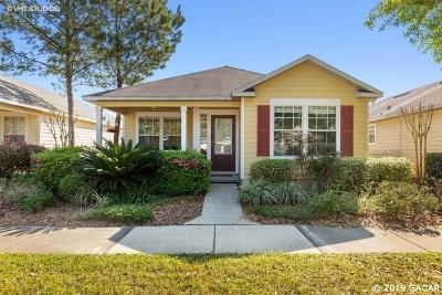 Gainesville Single Family Home For Sale: 3833 NW 26TH Terrace