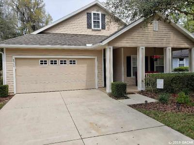 Gainesville Single Family Home For Sale: 8968 SW 63rd Place