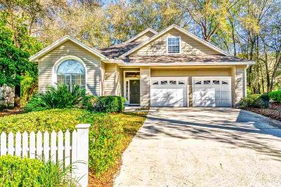 Gainesville Single Family Home For Sale: 5215 SW 103rd Drive