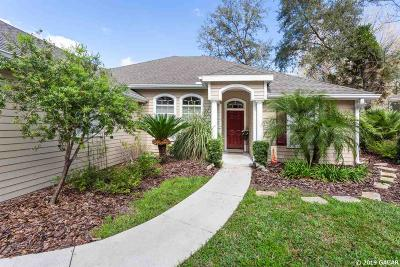 Gainesville Single Family Home For Sale: 10160 SW 48th Place