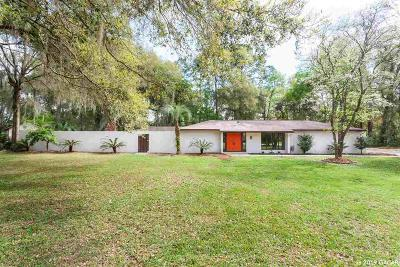 Gainesville Single Family Home For Sale: 3503 SW 1st Way