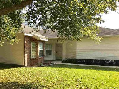 Gainesville Single Family Home For Sale: 5148 NW 80TH Road