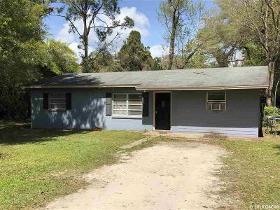 Gainesville Single Family Home For Sale: 2840 SE 20 Avenue