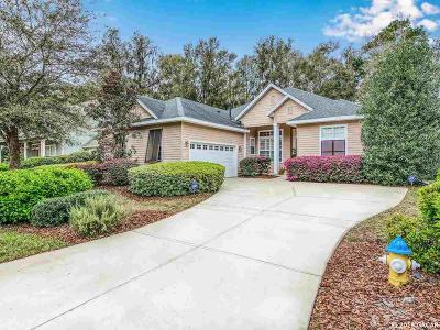 Gainesville Single Family Home For Sale: 6386 SW 90th Street