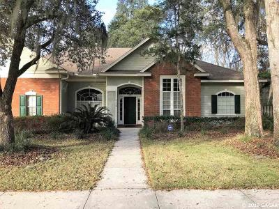 Gainesville Single Family Home For Sale: 5116 NW 62nd Street