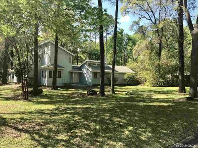 Gainesville Single Family Home For Sale: 8523 SW 3 Place