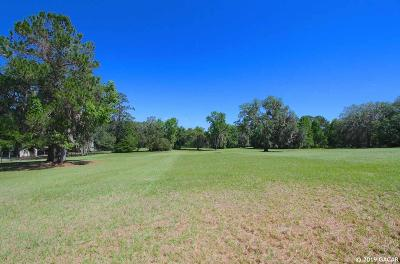 Alachua Residential Lots & Land For Sale: 12610 NW 112th Avenue