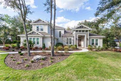 Gainesville FL Single Family Home For Sale: $1,125,000