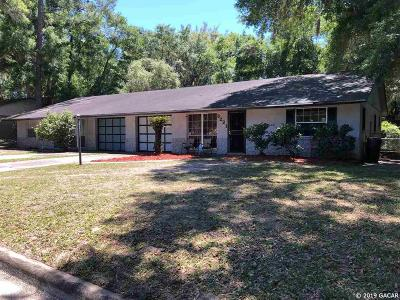Gainesville Condo/Townhouse For Sale: 3221 SE 22ND Place