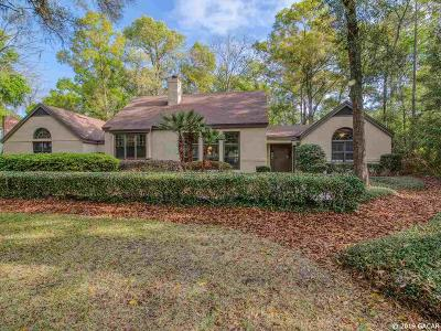 Gainesville Single Family Home For Sale: 5615 SW 88 Court