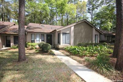 Gainesville Condo/Townhouse For Sale: 4031 NW 23RD Circle
