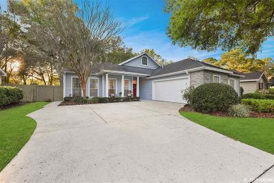 Gainesville Single Family Home For Sale: 3718 SW 96TH Street