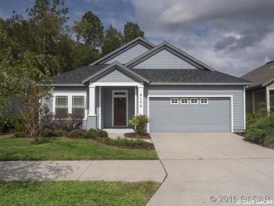 Gainesville Single Family Home For Sale: 8178 SW 78TH Lane