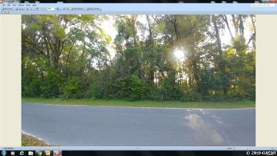 Alachua Residential Lots & Land For Sale: 000 Lot #2 NW 135th Terrace