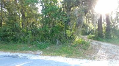 Alachua Residential Lots & Land For Sale: 000 Lot #4 NW 135th Terrace