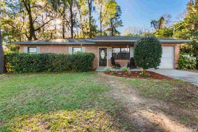 Alachua Single Family Home For Sale: 14904 NW 121st Terrace