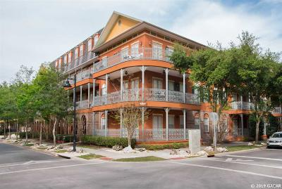 Gainesville Condo/Townhouse For Sale: 1320 NW 3rd Avenue #118