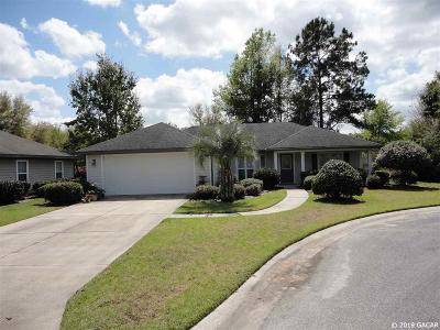 Alachua Rental For Rent: 7351 NW 115 Road