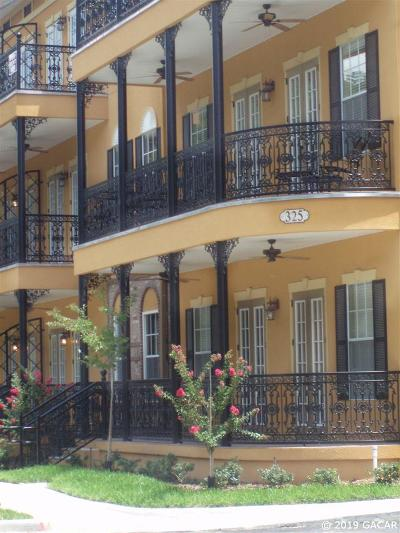 Gainesville Condo/Townhouse For Sale: 325 NW 14th Street #101