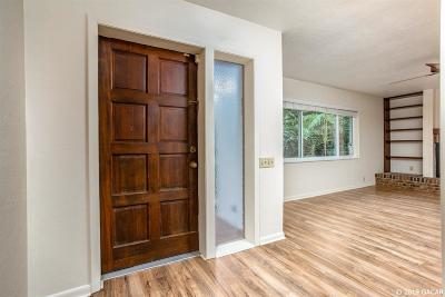 Gainesville Single Family Home For Sale: 3916 NW 20Th Lane