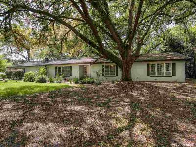 Gainesville Single Family Home For Sale: 504 NW 89th Street