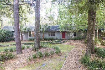 Gainesville Single Family Home Pending: 2201 NW 25TH Street