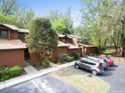 Gainesville Condo/Townhouse For Sale: 960 SW 55th Terrace