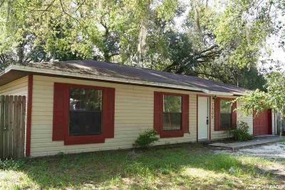 Single Family Home For Sale: 1309 SE 19th Terrace