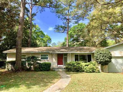 Gainesville Single Family Home Pending: 1108 NW 36th Street