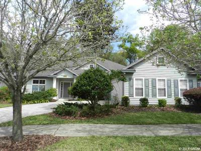Gainesville Single Family Home For Sale: 8321 SW 75 Road
