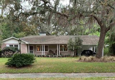 Gainesville Single Family Home Pending: 1515 NW 14 Avenue