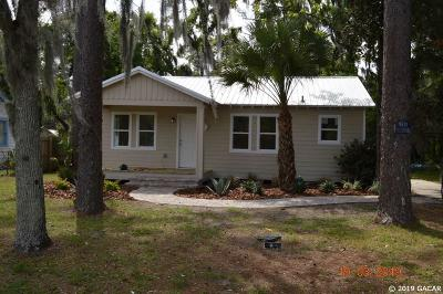 Gainesville Single Family Home For Sale: 1421 SE 1 Avenue