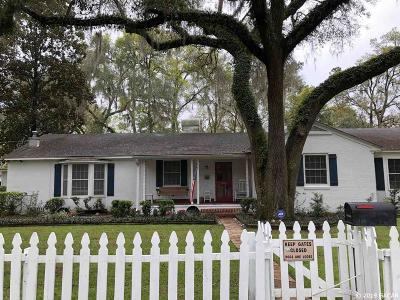 Gainesville Single Family Home For Sale: 1507 NW 7TH Avenue