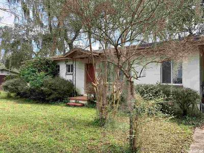 Gainesville Single Family Home For Sale: 309 SE 71st Street