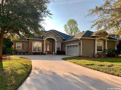 Gainesville Single Family Home For Sale: 1830 NW 112th Drive
