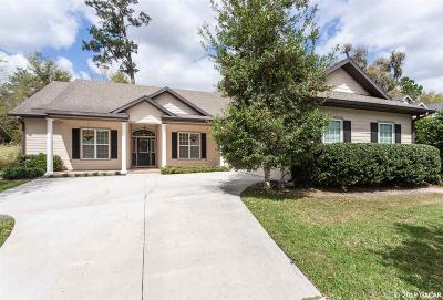 Gainesville Single Family Home For Sale: 11102 NW 18th Road