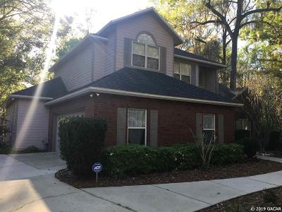 Gainesville Single Family Home For Sale: 2124 SW 102nd Terrace