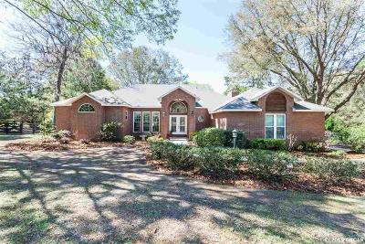 Gainesville Single Family Home Pending: 2130 SW 110 Terrace