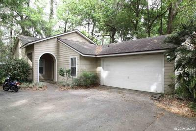 Gainesville Single Family Home For Sale: 1736 NW 16th Place