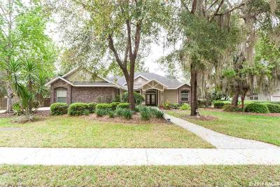 Gainesville Single Family Home Pending: 5018 NW 57th Street
